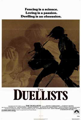 The Duellists - 27 x 40 Movie Poster - Style A