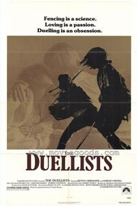 The Duellists - 43 x 62 Movie Poster - Bus Shelter Style A