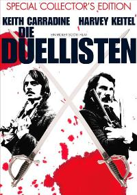 The Duellists - 11 x 17 Movie Poster - German Style B
