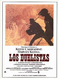 The Duellists - 11 x 17 Movie Poster - Spanish Style A