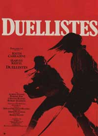 The Duellists - 11 x 17 Movie Poster - French Style A