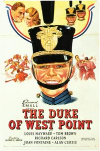 The Duke of West Point - 11 x 17 Movie Poster - Style A