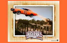 The Dukes of Hazzard - 11 x 17 Movie Poster - Style C