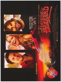 The Dukes of Hazzard - 27 x 40 Movie Poster - Style B