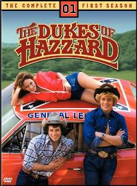 The Dukes of Hazzard (TV) - 11 x 17 TV Poster - Style A