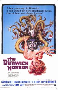 The Dunwich Horror - 11 x 17 Movie Poster - Style A