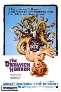 The Dunwich Horror - 43 x 62 Movie Poster - Bus Shelter Style A