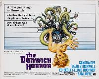 The Dunwich Horror - 30 x 40 Movie Poster - Style A