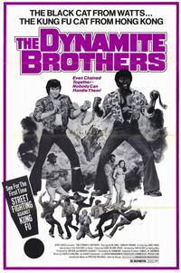 The Dynamite Brothers - 11 x 17 Movie Poster - Style A