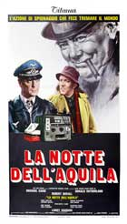 The Eagle Has Landed - 13 x 28 Movie Poster - Italian Style A