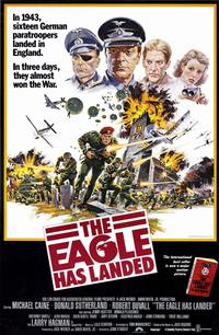 The Eagle Has Landed - 11 x 17 Movie Poster - Style A