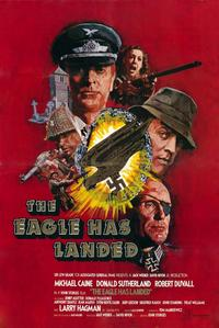 The Eagle Has Landed - 11 x 17 Movie Poster - Style B