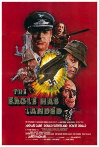 The Eagle Has Landed - 27 x 40 Movie Poster - Style B