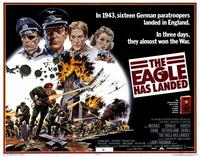 The Eagle Has Landed - 22 x 28 Movie Poster - Half Sheet Style A