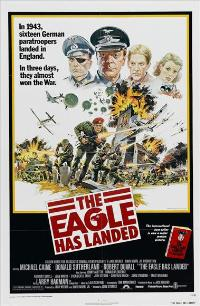 The Eagle Has Landed - 27 x 40 Movie Poster