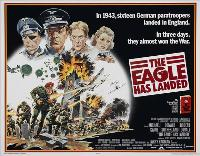 The Eagle Has Landed - 30 x 40 Movie Poster UK - Style A