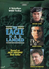 The Eagle Has Landed - 11 x 17 Movie Poster - Style D