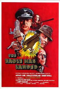The Eagle Has Landed - 27 x 40 Movie Poster - UK Style A