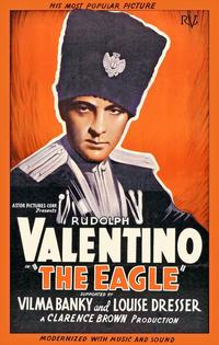 The Eagle - 27 x 40 Movie Poster - Style B