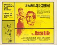 The Easy Life - 22 x 28 Movie Poster - Half Sheet Style A
