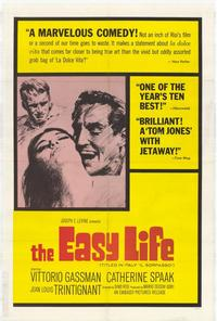The Easy Life - 27 x 40 Movie Poster - Style A