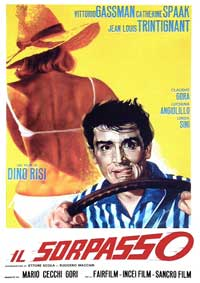 The Easy Life - 11 x 17 Movie Poster - Italian Style A