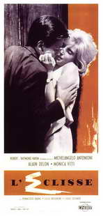 The Eclipse - 27 x 40 Movie Poster - Italian Style A