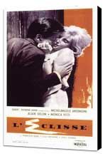 The Eclipse - 27 x 40 Movie Poster - Italian Style A - Museum Wrapped Canvas