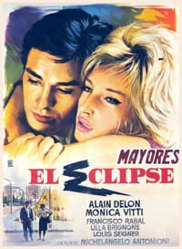 The Eclipse - 11 x 17 Movie Poster - Spanish Style A