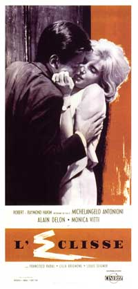 The Eclipse - 11 x 17 Movie Poster - Italian Style A