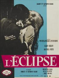 The Eclipse - 11 x 17 Movie Poster - French Style A