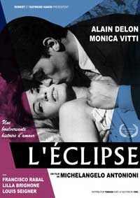 The Eclipse - 11 x 17 Movie Poster - French Style C