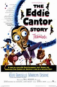 Eddie Cantor Story - 11 x 17 Movie Poster - Style A