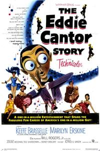 Eddie Cantor Story - 43 x 62 Movie Poster - Bus Shelter Style A
