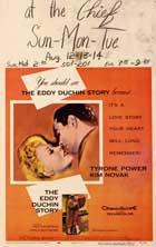 The Eddy Duchin Story - 27 x 40 Movie Poster - Style B