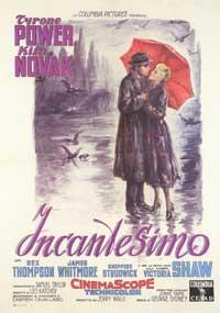 The Eddy Duchin Story - 27 x 40 Movie Poster - Italian Style A