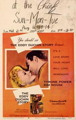 The Eddy Duchin Story - 11 x 17 Movie Poster - Style B