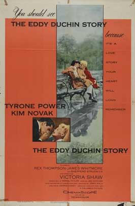 The Eddy Duchin Story - 27 x 40 Movie Poster - Style C
