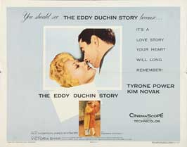 The Eddy Duchin Story - 11 x 14 Movie Poster - Style A