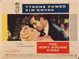 The Eddy Duchin Story - 11 x 14 Movie Poster - Style B