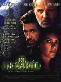 The Edge - 27 x 40 Movie Poster - Spanish Style A