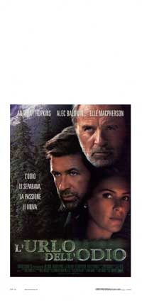 The Edge - 13 x 28 Movie Poster - Italian Style A