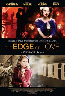 The Edge of Love - 11 x 17 Movie Poster - Style B