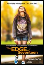 """The Edge of Seventeen"" Movie Poster"
