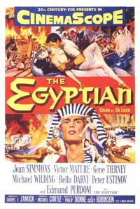 Egyptian, The - 11 x 17 Movie Poster - Style A