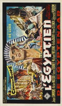 Egyptian, The - 11 x 17 Movie Poster - Belgian Style A