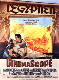 Egyptian, The - 11 x 17 Movie Poster - French Style C