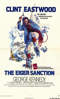The Eiger Sanction - 11 x 17 Movie Poster - Style A