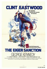 The Eiger Sanction - 27 x 40 Movie Poster - Style A