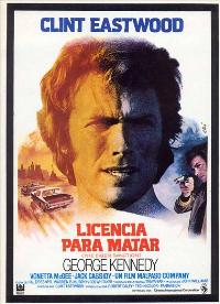 The Eiger Sanction - 11 x 17 Movie Poster - Spanish Style A